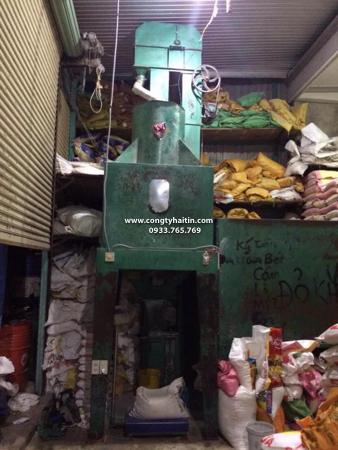 máy trộn gạo 1 tấn