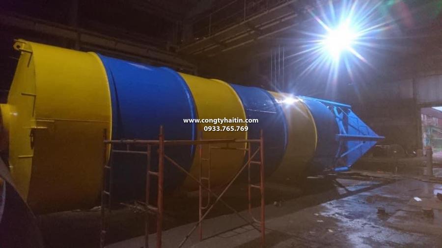 silo chứa