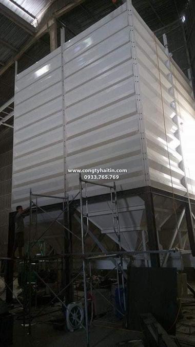 silo thung chua