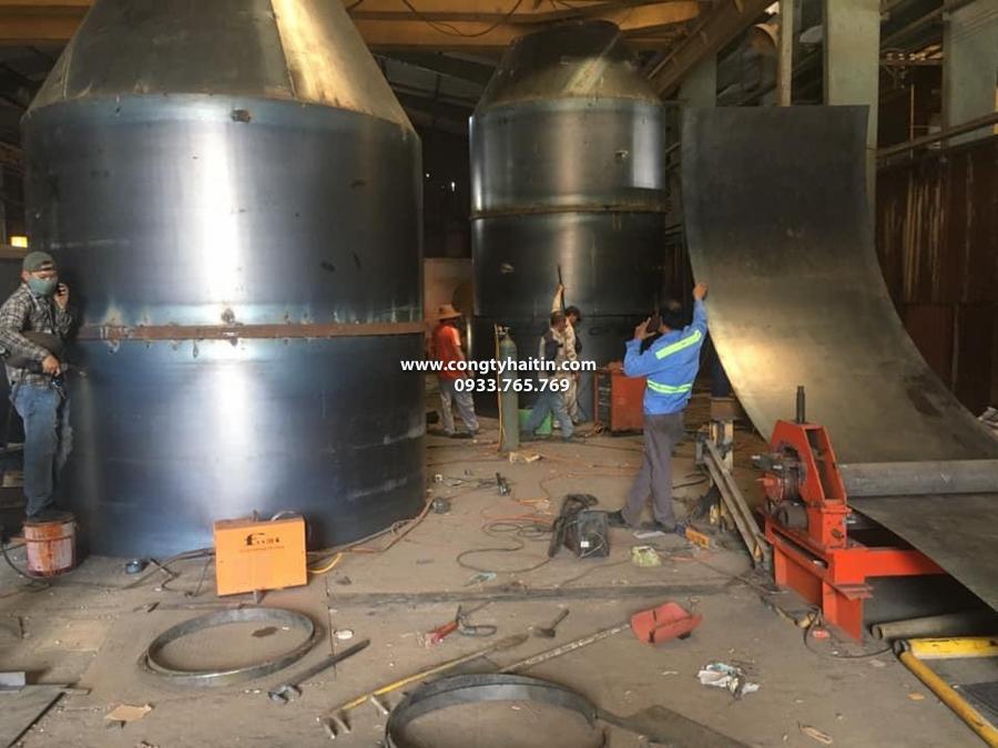silo tròn