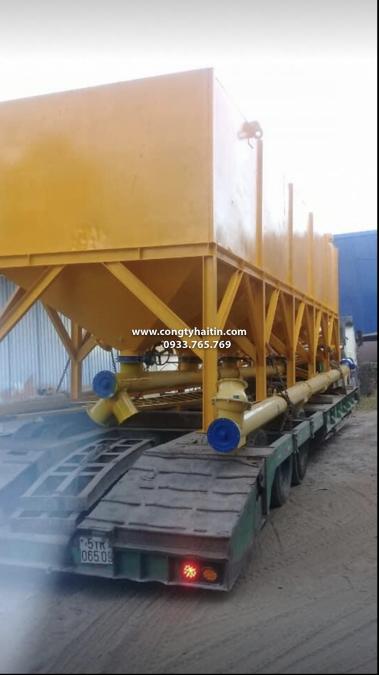 vận chuyển thúng chứa silo
